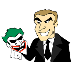Jokers of the DCU: Curtis Base by Scurvypiratehog