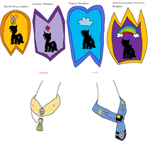 F-A Emblems and Uniforms by derpy-sir