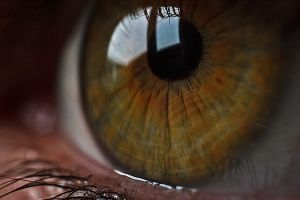 Macro - eye by MichaWha