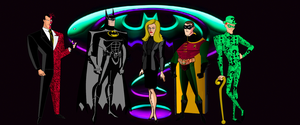 Batman Forever by Alexbadass