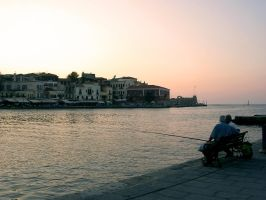 Sittin' on the dock of the bay by JonazH10