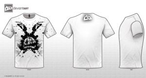 WHat do you see ink blot shirt by ryboflavin