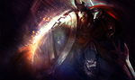 League of Legends: Pantheon Wallpaper by Skimux