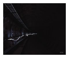 Dark Tunnel by alex-xs