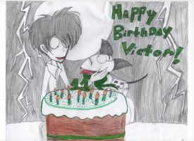 HAPPY BIRTHDAY VICTOR! by coolgirl143