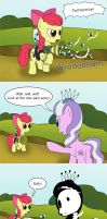 Don't Mess with Pest Pony by MolecularKogwheel
