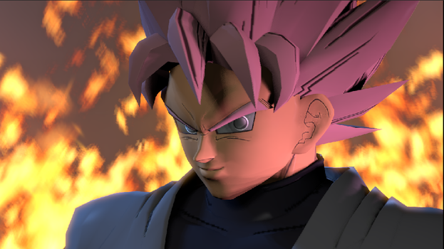 Goku Black by IamACommentator