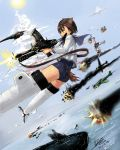 Strike Witches by faustsketcher