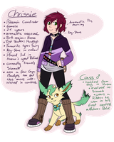Trainersona ref by CrispyCh0colate