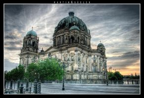 Berliner Dom - HDR by real-creative