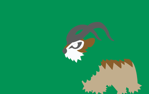 Gogoat by PokeTrainerManro