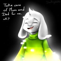 UNDERTALE: Take care of... by darknight243