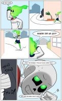 Undertale Green page 20 by FlamingReaperComic