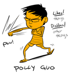 new ID PAAAWWWUNNCCHH by PollyGuo