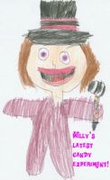 Willy Wonka as a baby by Willys-Sweetheart