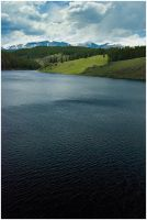 Tie Hack Reservoir by wyorev