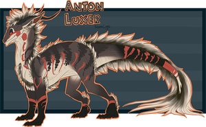 ANTON'S REFERENCE - common aosaai by Wyrmin