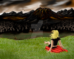 Panorama in Edgeville by EvaKedves