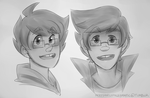 HS: John and Jake by CluelessCaptain