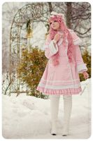Winter sweet lolita by TaisiaFlyagina