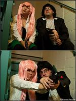 HOTD: Teaching by CosplayerWithCamera