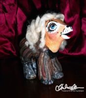 Grizabella from CATS Custom MLP by thatg33kgirl