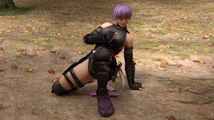 Ayane044a by maro03363