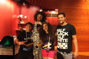 meeting LMFAO! by co-nay