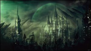 dark city V2 by gugo78