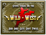Blog Promo Graphic - Wild West by Authsauce