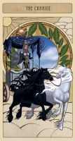 the chariot by Diablera