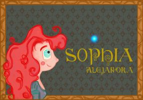Merida Sophia by azyhadee