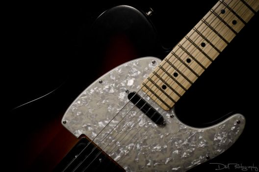 Fender Telecaster 02 by dylanmeadows