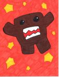 Domo Drawing by PandaHamsters