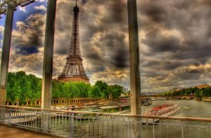 parigi tour eiffel 2 by roa006