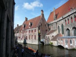 bruges by Oussika