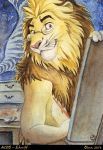 ACEO Scheriff by theOlven