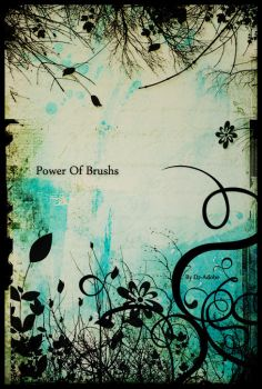 Power of Brushs by Dr-Adobe