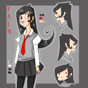 Fain - Menagerie OCT Ref