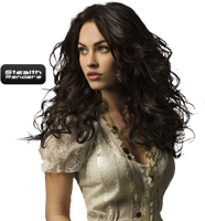 Megan Fox Render by Stealth14