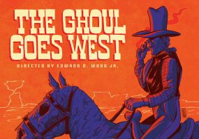 The Ghoul Goes West by liliesformary
