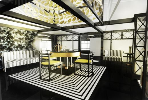 Secession showroom 1 by Amedeah