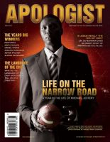Apologist Magazine Cover Template by loswl