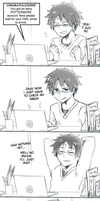 Pottermore- owl email delay by meru-chan