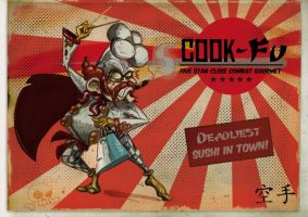 Cook-Fu by SickZano