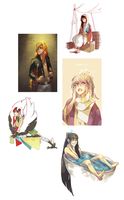 mini tumblr dump mar 3, 2014 by caephuier