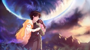 [+Video] Shelter Fanart - Rin's Memories by Hyanna-Natsu