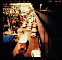 holga - taft traffic by jcgepte
