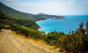 On the way to Strava Beach by DimitrisZxz