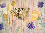 SWALLOWTAIL WITH GEMS by GeaAusten